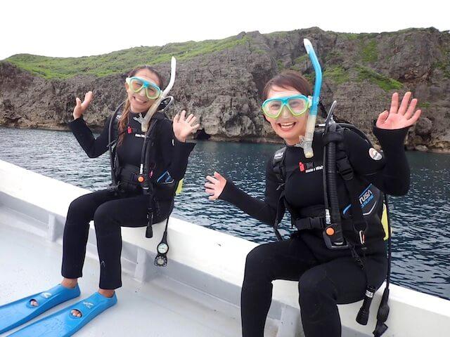 【スペシャルコンテンツ】はじめての体験ダイビング